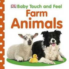 Farm Animals Baby Touch and Feel