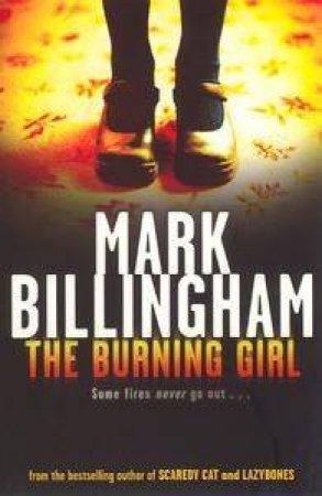 The Burning Girl - CD by Mark Billingham