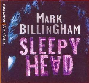 Sleepyhead - CD by Mark Billingham