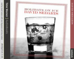 Holidays On Ice - CD by David Sedaris