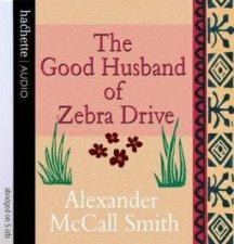 The Good Husband Of Zebra Drive CD
