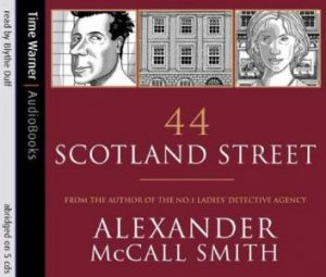 44 Scotland Street - CD by Alexander McCall Smith