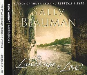 The Landscape Of Love - CD by Sally Beauman