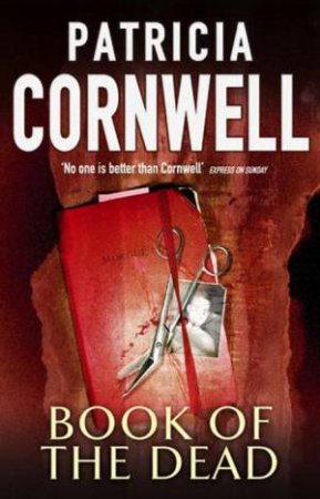 The Book Of The Dead - Cassette by Patricia Cornwell