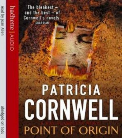 Point Of Origin - CD by Patricia Cornwall