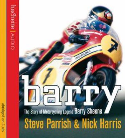 Barry by Steve Parrish & Nick Harris