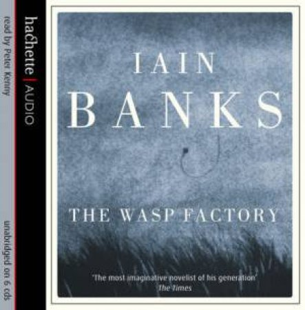 The Wasp Factory (CD) by Iain Banks