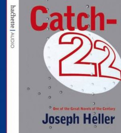 Catch 22 (CD) by Joseph Heller