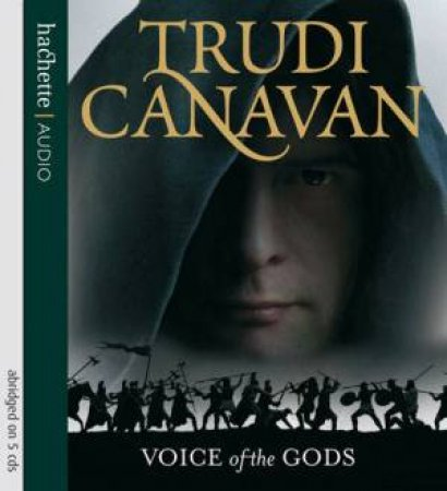 Voice of the Gods (CD) by Trudi Canavan