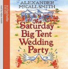 Saturday Big Tent Wedding Party CD