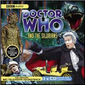 Doctor Who And The Silurians 3XCD by BBC Dramatisations