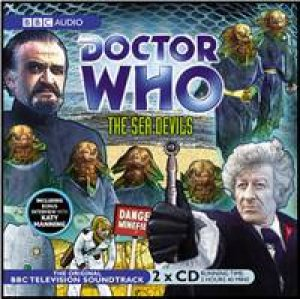 Doctor Who The Sea Devils 2XCD by BBC Dramatisations
