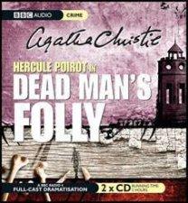 Dead Mans Folly 2XCD