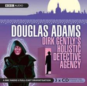 Dirk Gently's Holistic Detective Agency 3XCD by Douglas Adams