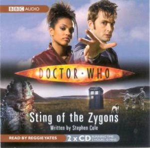 Doctor Who: The Sting of the Zygons 2XCD by Stephen Cole