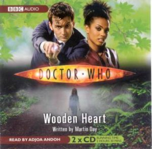 Doctor Who: Wooden Heart 2XCD by Martin Day