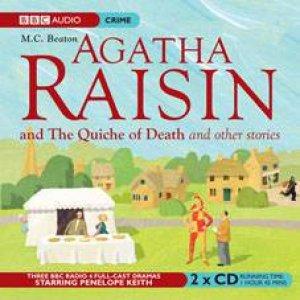 Agatha Raisin Vol 1 2XCD by M.C. Beaton