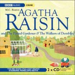 Agatha Raisin Volume 2 2XCD by M.C. Beaton