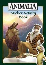 Animalia Sticker Activity Book