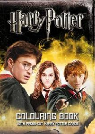 Harry Potter and the Half Blood Prince: Colouring Book by BBC