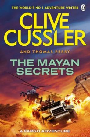 The Mayan Secrets by Clive Cussler & Thomas Perry