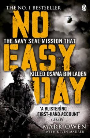 No Easy Day by Mark Owen & Kevin Maurer