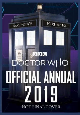 Doctor Who: Official Annual 2019 by BBC