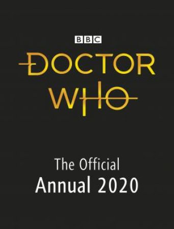 Doctor Who: Official Annual 2020 by Various