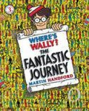 Wheres Wally The Fantastic Journey Classic Edition