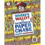 Wheres Wally The Incredible Paper Chase