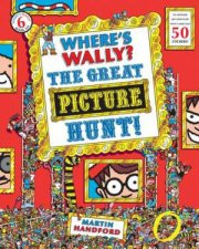 Wheres Wally The Great Picture Hunt Mini Edition