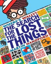 Wheres Wally The Search For The Lost Things