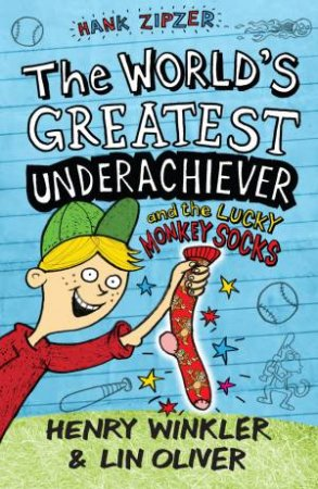 The World's Greatest Underachiever and the Lucky MonkeySocks