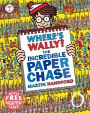 Wheres Wally The Incredible Paper Chase Mini edition