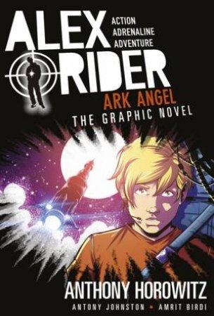 Ark Angel: The Graphic Novel by Anthony Horowitz & Antony Johnston & Amrit Birdi