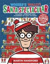 Wheres Wally Santa Spectacular