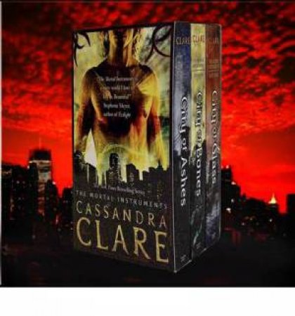 The Mortal Instruments Gift Box Set by Cassandra Clare