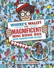 Wheres Wally The Magnificent Mini Box Set