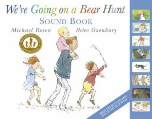 We're Going On A Bear Hunt -Sound Book