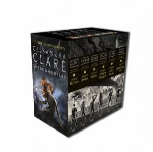 The Mortal Instruments Slipcase by Cassandra Clare