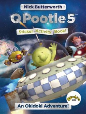 An Okidoki Adventure Sticker Activity Book