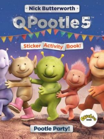 Pootle Party Sticker Activity Book