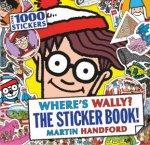 Wheres Wally The Sticker Book