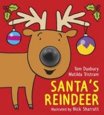 Santa's Reindeer by Matilda Tristram & Tom Duxbury & Nick Sharratt