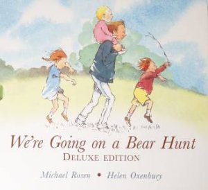 We're Going on a Bear Hunt (Slipcased Gift Edition) by Michael Rosen & Helen Oxenbury