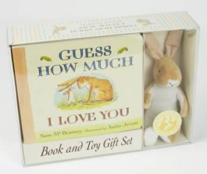 Guess How Much I Love You Board and Plush Set by Sam Mcbratney & Anita Jeram