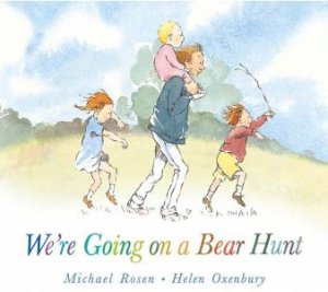 We're Going on a Bear Hunt- Board Book