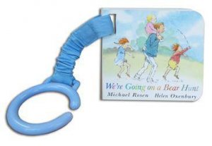 We're Going on a Bear Hunt Buggy Book by Michael Rosen & Helen Oxenbury
