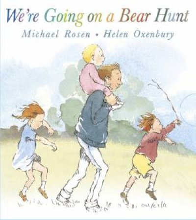 We're Going On A Bear Hunt Panorama Pop-up