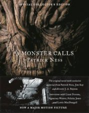 A Monster Calls: Special Collector's Edition by Patrick Ness & Jim Kay